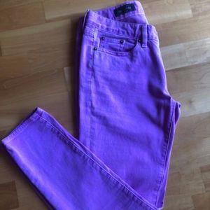 J.Crew toothpick jeans size 28